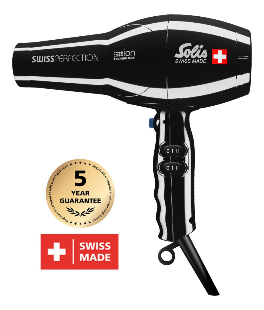 SOLIS Swiss Perfection haardroger